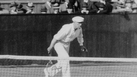 Tennis World Championships Open at Wimbledon