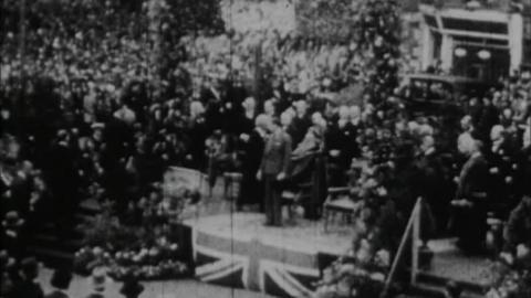 HRH Prince George at Wisbech