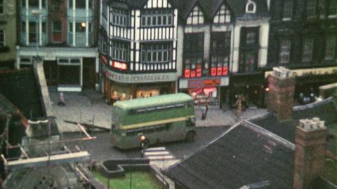 Wolverhampton into the Seventies