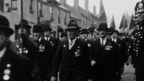 Jewish Ex-Service Men's Coronation Parade 2
