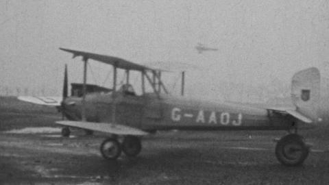 Harrogate, Glasgow, Renfrew Aerodrome