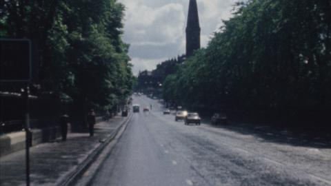 Great Western Road 1980