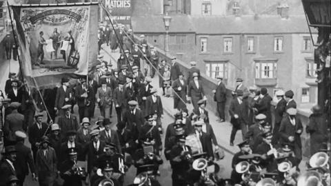 Durham Miners Gala