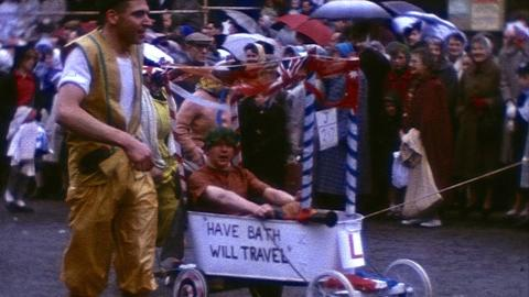 Street Processions in Oldham