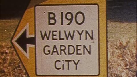 Welwyn Garden City: A Kind of Travelogue