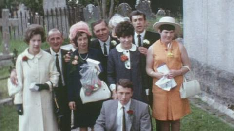 Boulter Family Films: Wedding, Devon (1957)