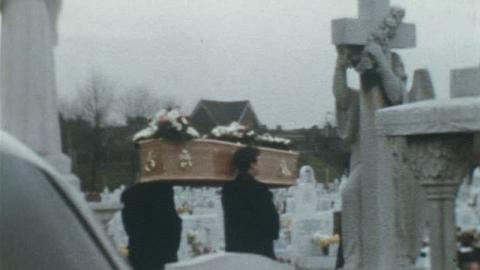 Davis Family Films: Michael's Mothers Funeral; Water Pageant, City & Westminster (c1966?)