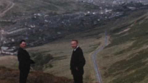 Davis Family Films: Mum's Funeral, Haringey and Porthcawl (1964)