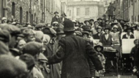 Plymouth's Pram Derby 1923