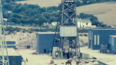 Redruth's Wheal Jane Tin Mine