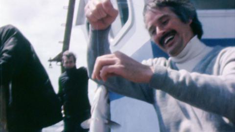 Fish and Trip with Angler Ted Tuckerman and Irish Band the Bachelors