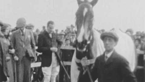 Selby Experimental Films - Summer 1937 - Newsreel 2