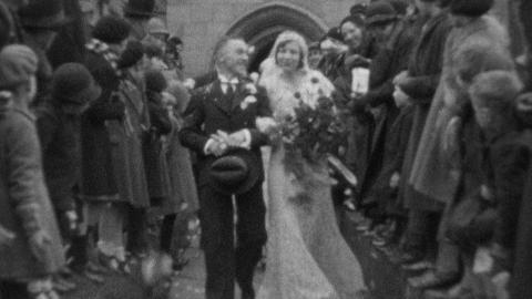 Turner: Easter Monday Wedding 1934