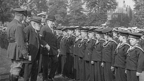 Richmond Boys Naval Brigade