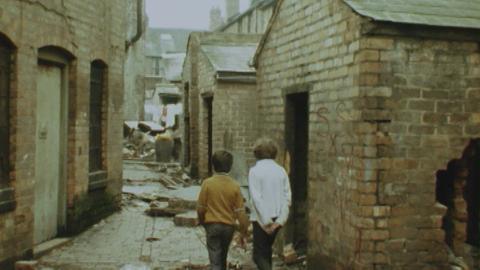 Balsall Heath Slum
