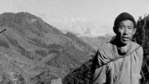 S.E. Tibet - Sherriff & Ludlow, 1934