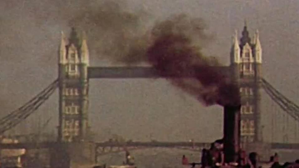 London's Bridges on Film