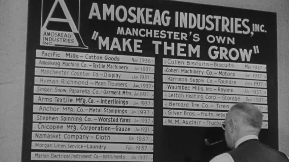 Watch Amoskeag online - BFI Player