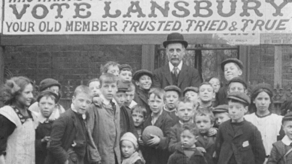 Image result for election 1912 george lansbury