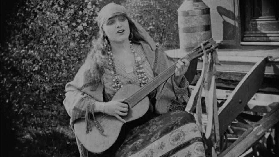 Image result for Rilka: Or The Gypsy Queen 1918