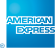 Logo of association, American Express