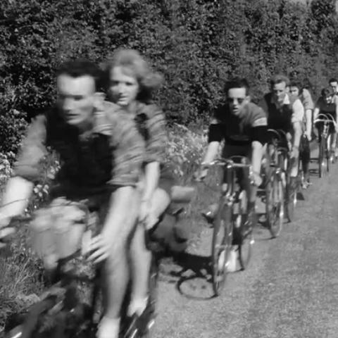 Cycling On Film