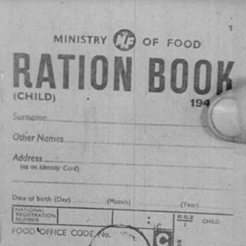 Ration Book Britain