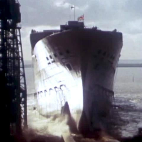 Shipbuilding on Film