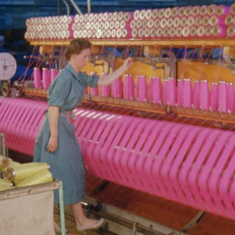 Textiles on Film