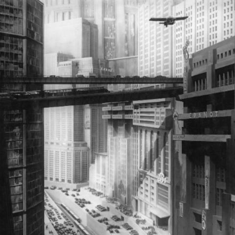 Metropolis from Tomorrow's World