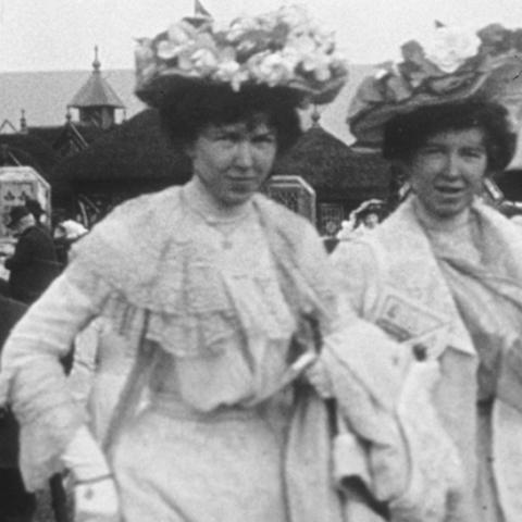 Edwardians at Leisure