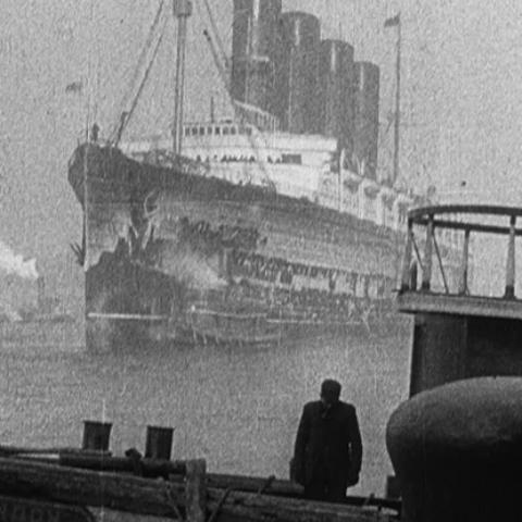 The Sinking of RMS Lusitania