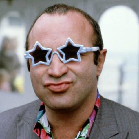 Bob Hoskins in Mona Lisa